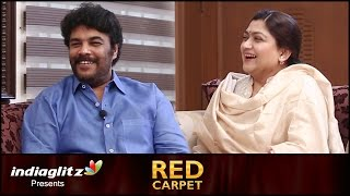 Valentine's Day Special 14-02-2016 Spl Interview With Sundar C and Kushboo | Red Carpet | Sreedhar Pillai