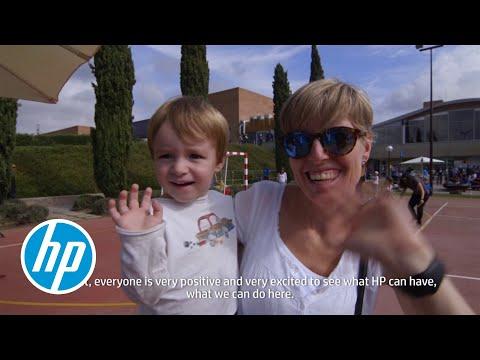 HP Barcelona Charity Day 2016