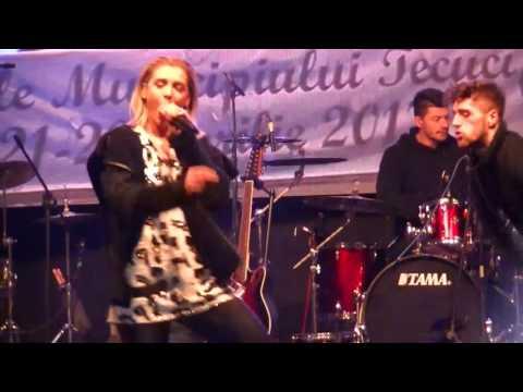 Alina Eremia concert Tecuci