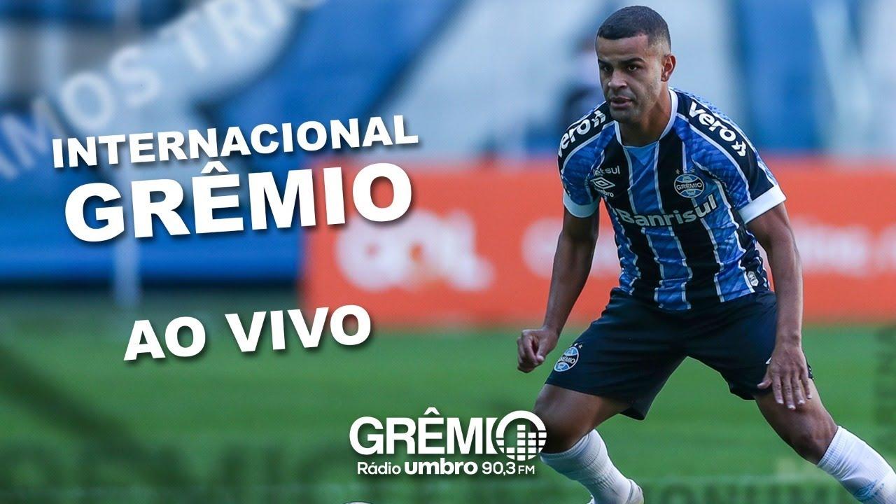 Ao Vivo Internacional X Gremio Libertadores 2020 L Gremiotv Youtube