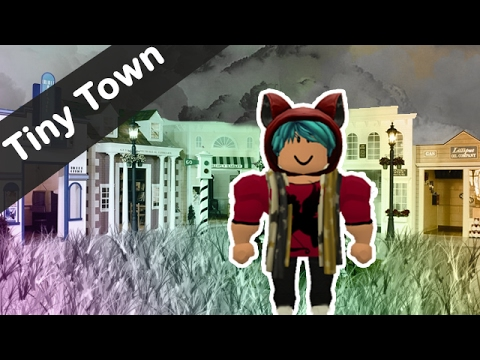 Building A Tiny Town! #1 Layout | (Is It Dead??!!) Roblox ...