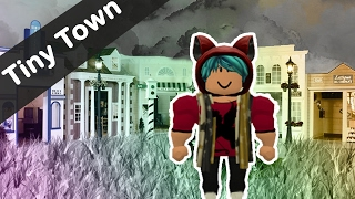 Building A Tiny Town! #1 Layout | (Is It Dead??!!) Roblox - Bloxburg