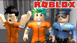 Caught in Roblox Prison Prison Escape Simulator 2 Roblox Karim Games Play
