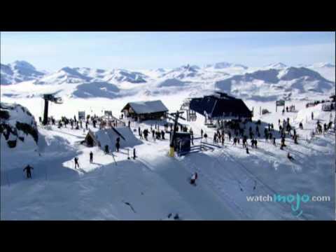 Travel to Whistler-Blackcomb Ski Resort