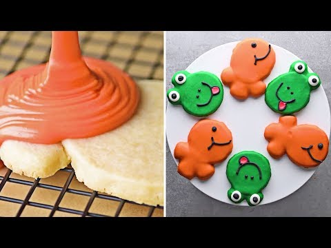 Easy Cookie Ideas & Coke Hacks   Learn How To Design Your Own Yummy Cookie With So Yummy