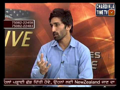 Des Pardes with World Wide Immigration Expert: March 25, 2015
