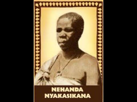 Nehanda Charwe Nyakasikana