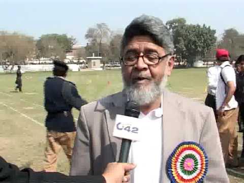 Govt Islamia College Civil Lines Athletics Pkg By Amir Raza Khan