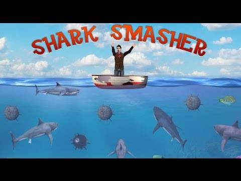 Shark smasher - Android Game-play HD
