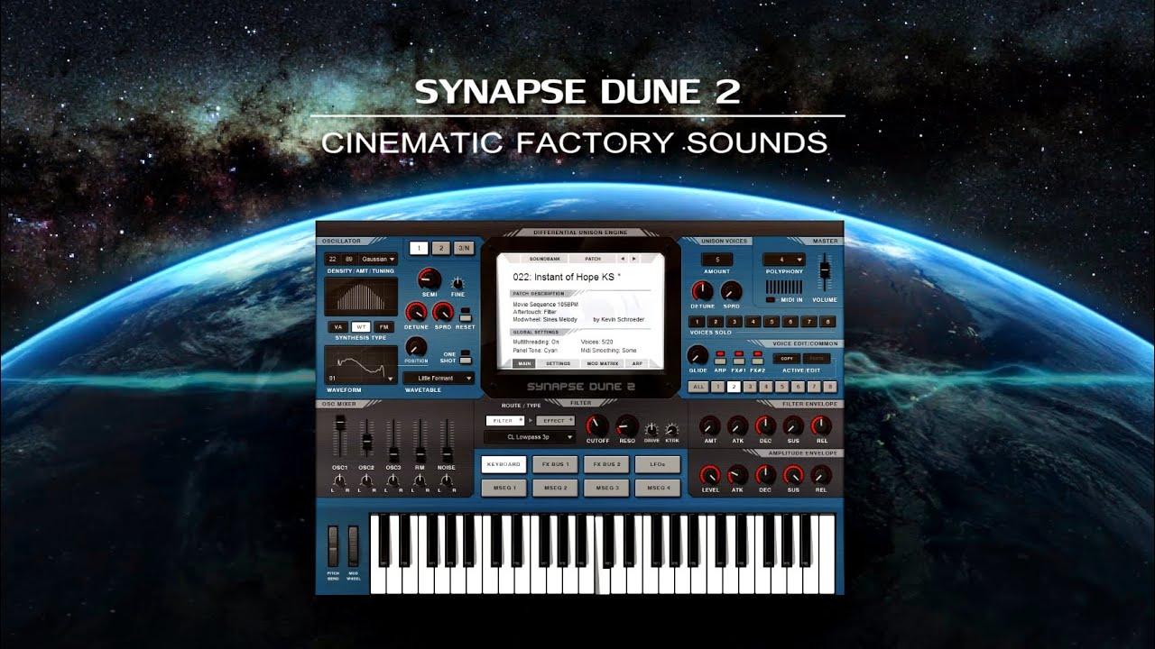 synapse dune 2