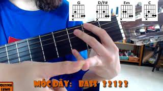 [Guitar Solo] Bài 2: Tập thể lực cho ngón út