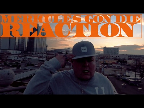 Merkules - Gon Die Ft, Stevie Ross (Official Music Video) Reaction