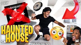 Hilarious HAUNTED HOUSE SCARE Prank On Boyfriend..
