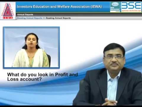 CA Ashok Ajmera on How to read Annual Reports? for investment decision