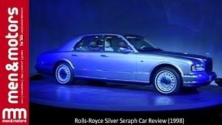 Rolls-Royce Silver Seraph Overview - 1998 Geneva Motor Show