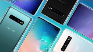Samsung just POURS ALL details on Galaxy S10