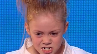 You Won't Believe What Will This Little Girl Do!!