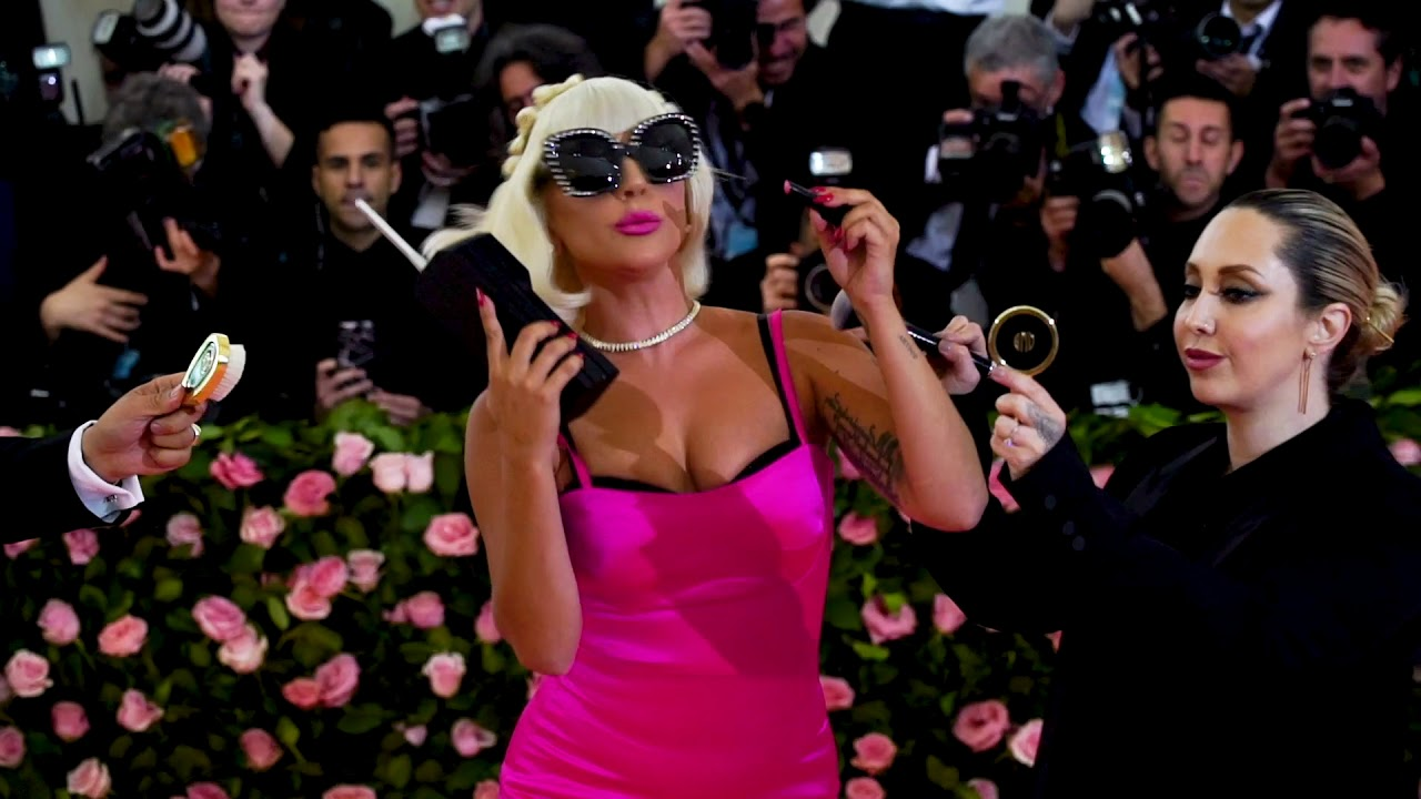 2908ecd5e0ea Watch Lady Gaga's Epic Met Gala Entrance — Where She Changes Outfits ...