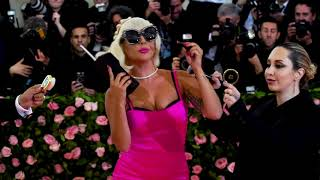 Watch Lady Gaga's Epic Met Gala Entrance — Where She Changes Outfits 4 Times   WWD
