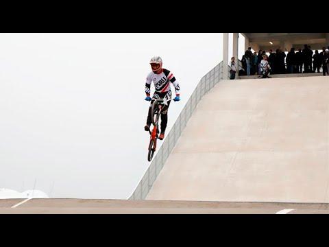 Lima 2019: Se entregó el nuevo circuito de BMX Race en San Miguel