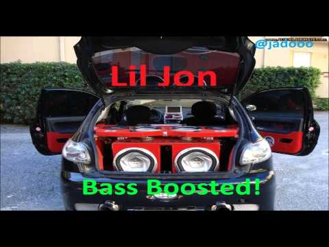 Lil Jon   Get Low Bass Boosted HD