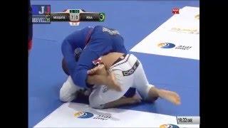 Felipe Pena vs Erberth Mesquita final 94kg Word ProfessInal Jiu Jitsu 2016