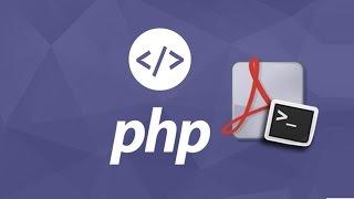Generar PDF desde documento HTML-CSS (PHP)