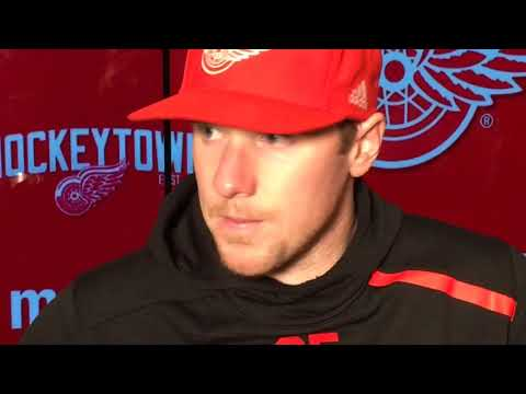 Jimmy Howard: Red Wings must show more pride