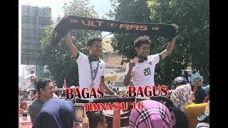 Download Video Bagas dan Bagus Timnas U16 : Kirab Penyambutan di Alun Alun Magelang MP3 3GP MP4