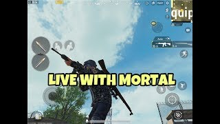 LIVE RANK PUSH  | PUBG MOBILE Season 4 SouL Clan