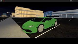 Sound Comparison: Forza Horizon 3 vs Vehicle Simulator (Roblox)