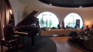 李治廷Aarif Rahman 鋼琴彈唱《imagine》  花樣姐姐番外篇