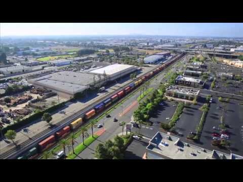 Pulse of the Port: Supertrains on Pier T