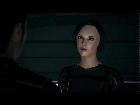 Mass Effect: Kaidan Romance #7-1: Kaidan versus Liara