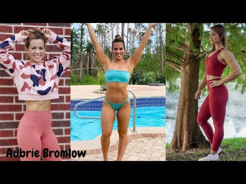 Aubrie Bromlow Fitness Motivation | Sexy Fitness