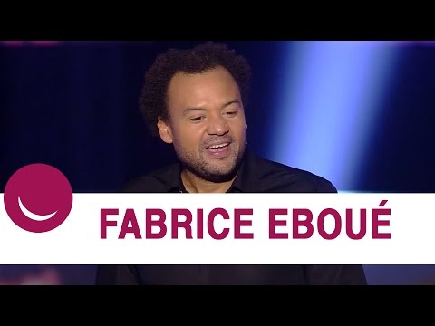 Fabrice Eboue - Festival International du Rire de Liège 2014