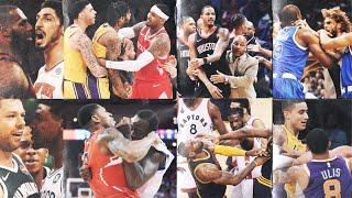 BEST NBA FIGHTS - Part 1
