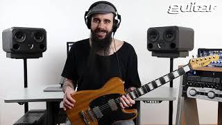 Charvel Gojira Joe Duplantier Signature Pro-Mod (Gitarrentest)