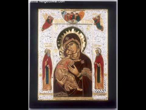 Rejoice O Bethany - Byzantine Chant for St. Lazarus - Chanted in English