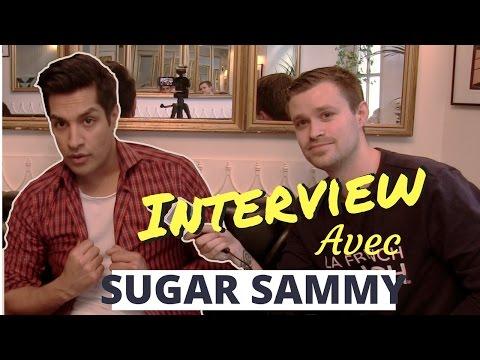 Sugar Sammy - Interview : Parcours, Eddie Murphy, Paris et les Parisiens, Macron Président ?