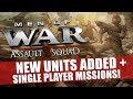 Men of War: Assault Squad 2 ► New Units + Single player Missions!