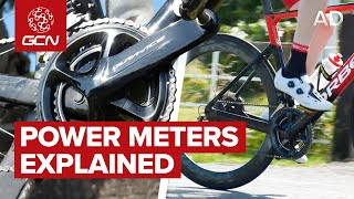 How To Get Faster On Your Bike By Training With Power   Power Meters Explained