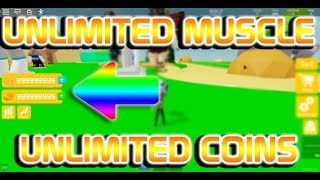 LIFTING SIMULATOR ROBLOX HACK / SCRIPT | UNLIMITED MUSCLE | UNLIMITED COINS | OP AUTO FARM | MORE!!