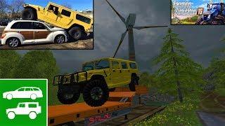 Farming Simulator - Mod Review: Doug Demuro Hummer H1