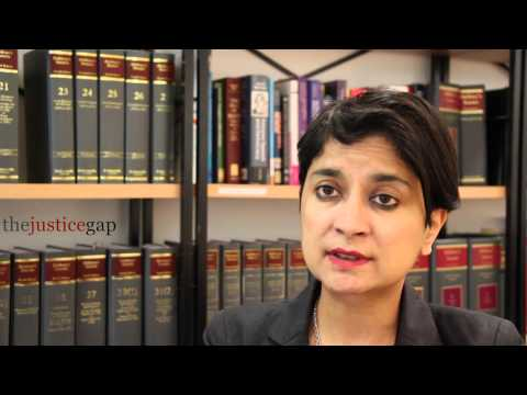 INTERVIEW: Shami Chakrabarti