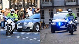 Met Police SEG older + new motorbikes