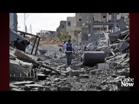 Globe in Gaza: Patrick Martin talks crossing the border amid Gaza destruction