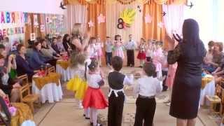 Креативный Праздник Мам в детском саду