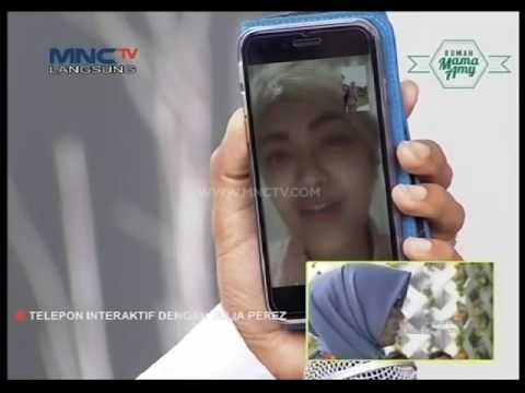 Terharu Banget, Viceo Call Dengan Jupe, Dewi Perssik & Ruben Nangis - Rumah Mama Amy (21/2)