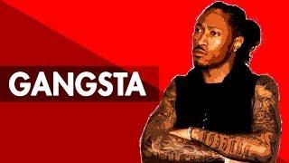 """GANGSTA"" Hard Trap Beat Instrumental 2018 | Dark Dope Rap Hiphop Freestyle Trap Type Beat | Free DL"